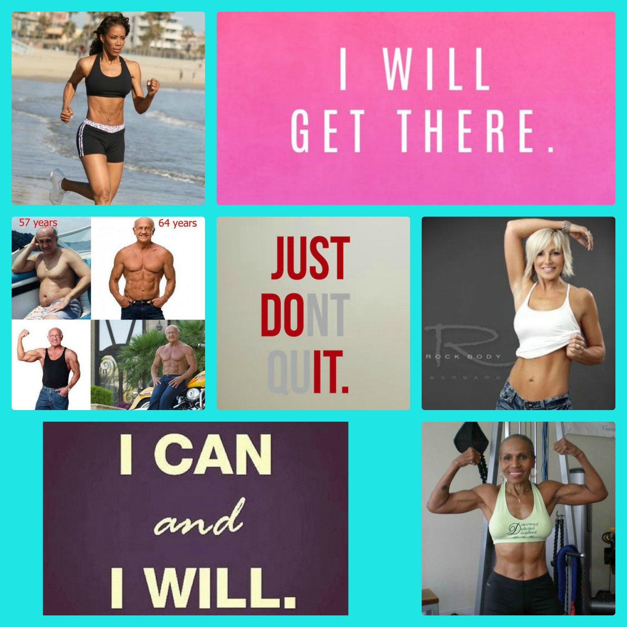 trucs pour garder la motivation, fitness, exercices, inspiration, just do it